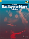 Tim Richards: Blues, Boogie And Gospel Collection (Book/CD)