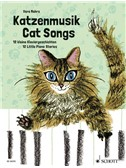 Vera Mohrs: Cat Songs - 12 Little Piano Stories