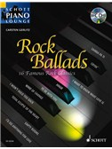 Schott Piano Lounge: Rock Ballads