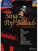 Carsten Gerlitz: Sing Pop Ballads