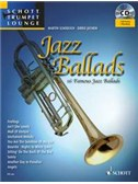 Jazz Ballads - Volume One. Trumpet Sheet Music, CD