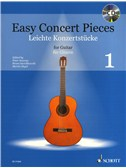 Easy Concert Pieces Volume 1 - Guitar