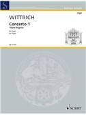 "Peter Wittrich: Concerto 1 - ""Salve Regina"""