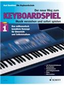 Axel Benthien: Der neue Weg zum Keyboardspiel (Band 1)