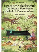 Emonts: Europäische Klavierschule (The European Piano Method) Vol.2