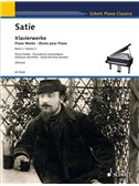 Erik Satie: Satie Piano Works Vol.3 (Peters Edition)