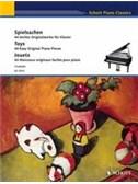 Toys: 44 Easy Original Piano Pieces