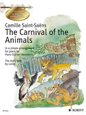 Carnival Of The Animals Arr Heumann Easy Pno. Piano Sheet Music