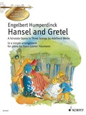 Adelheid Wette: Hansel And Gretel (Easy Piano)