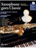 Saxophone Goes Classic Bk/Cd