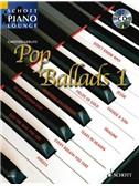 Schott Piano Lounge: Pop Ballads 1