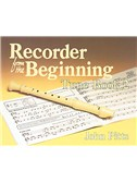 Recorder Tunes From The Beginning: Pupil
