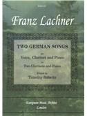 Lachner, Franz : Livres de partitions de musique