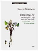 George Gershwin: Promenade (Walking The Dog) - Flute