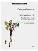 George Gershwin: Promenade (Walking The Dog) - Soprano Saxophone