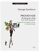 George Gershwin: Promenade (Walking The Dog) - Alto Saxophone
