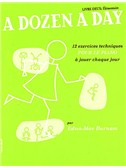 A Dozen A Day: Livre 2 - Elementaire