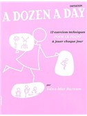 A Dozen A Day: Initiation (French)