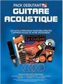 In A Box Pack Debutant: Guitare Acoustique