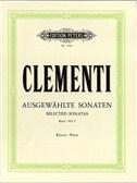 Muzio Clementi: 24 Sonatas Volume 1