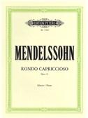 Felix Mendelssohn: Rondo Capriccioso Op.14
