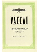 Vaccai, Nicola : Livres de partitions de musique