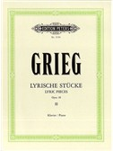 Edvard Grieg: Lyric Pieces - Book 2 (Peters Edition)