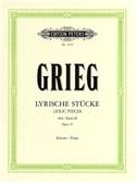 Edvard Grieg: Lyric Pieces Book 3 Op.43