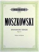 Moritz Moszkowski: Spanish Dances Op.12