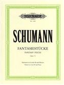 Robert Schumann: Fantasy Pieces Op.73 (Clarinet/Piano)