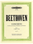 Ludwig Van Beethoven: Concerto For Piano And Orchestra No.1 In C Op.15 (2 Piano Score)