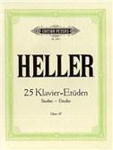Stephen Heller: 25 Etuden Op.47