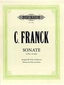 César Franck: Sonata In A Major - Viola