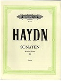 Joseph Haydn: Sonaten Hob. XVI - Volume 3 (Piano)