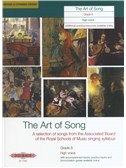 Art Of Song Grade 6 (High Voice) - Revised Edition