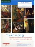 Art Of Song Grade 7 (Medium Voice) - Revised Edition. Sheet Music