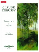 Claude Debussy: Etudes Books 1 And 2 - Urtext