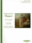 Wolfgang Amadeus Mozart: Voi, Che Sapete From Le Nozze Di Figaro
