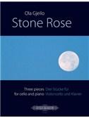 Ola Gjeilo: Stone Rose 3 Pieces For Cello And Piano
