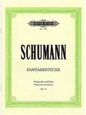 Robert Schumann: Fantasiestucke Op.73 (Cello/Piano). Clarinet Sheet Music
