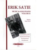 Erik Satie: Music For Solo Piano - Volume 2