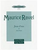Maurice Ravel: Jeux d'Eau