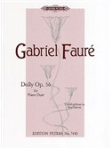 Gabriel Faure: Dolly Op.56 (Edition Peters Urtext)