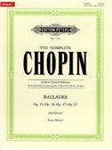 Jim Samson: Chopin - The Four Ballades