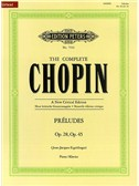 The Complete Chopin - Preludes Op. 28 & 45