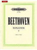 Ludwig Van Beethoven: Sonatas Volume 2 (Edition Peters Urtext)
