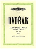 Antonin Dvorak: Slavonic Dances Op.46 Volume 1 (Piano Duet)