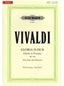 Antonio Vivaldi: Gloria In D RV 589 - Vocal Score (Edition Peters Urtext)
