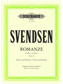 Johan Svendsen: Violin Romance - Viola/Piano