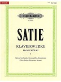 Erik Satie: Piano Works - Volume 1 (Edition Peters Urtext)
